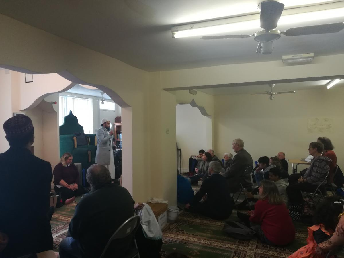 Carlisle Mosque Open Day 2019